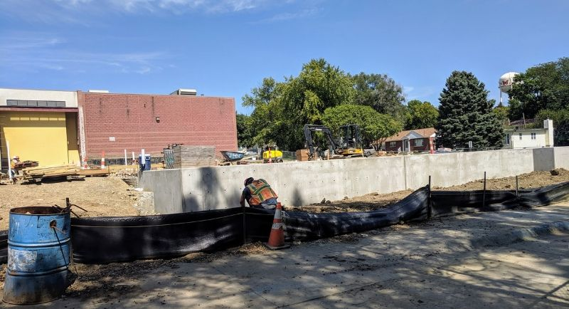 Pave the Way & Parish Center Construction Updates September 5th, 2019